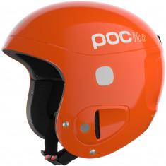 POCito Skull, Skidhjälm Barn, Fluorescent Orange