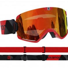 Salomon Cosmic, Goggles, Röd