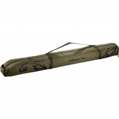 Salomon Extend 1p 165+20 Skibag, Oliv/Svart