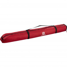 Salomon Extend 1p 165+20 Skibag, Röd