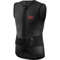 Salomon Flexcell Light Vest Junior, Svart