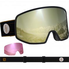 Salomon LO FI Sigma, Goggles, Café Racer