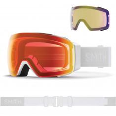 Smith I/O MAG, Goggles, White Vapor
