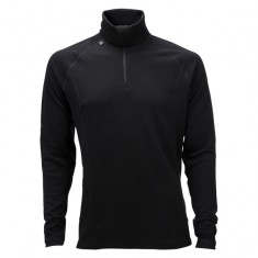 Ulvang 50Fifty 2.0 Turtle neck w/zip Ms, herr, svart