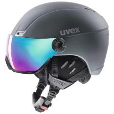Uvex hlmt 400 Visor, Mörkblå