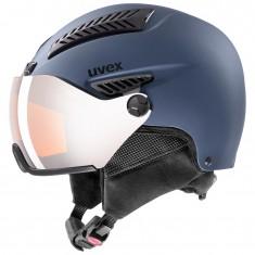 Uvex hlmt 600 visor, Blå