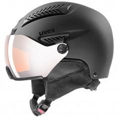Uvex hlmt 600 visor, Svart