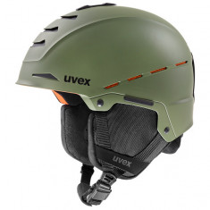 Uvex Legend Pro Skidhjälm, Grön