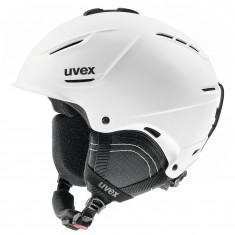 Uvex p1us 2.0 Skidhjälm, Matt Vit