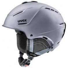 Uvex p1us 2.0, Skidhjälm, Mörkblå